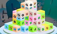 Mahjong Letter Dimension